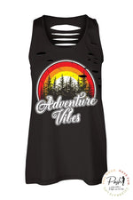 Adventure Vibes Destructed Tank