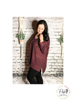 The Cozy Slouchy Boyfriend Tunic Sweater
