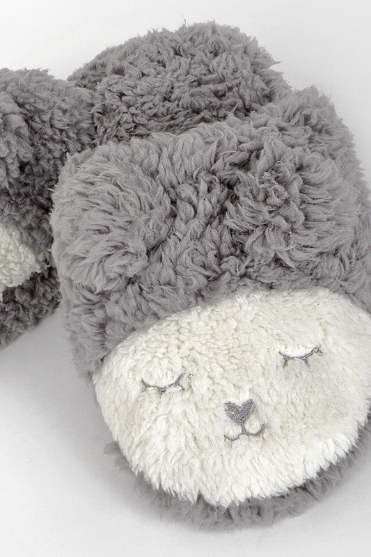 Soft  Warm Cute Animal Slippers