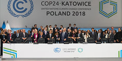 réduction de 30% du CO2 pour la mode à la cop 24