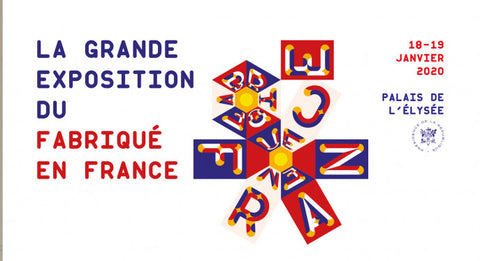 Exposition du Made in france à l'Elysee