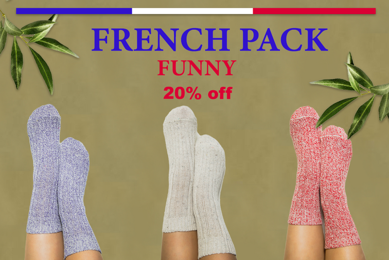 Votre pack FRENCHY FUNNY
