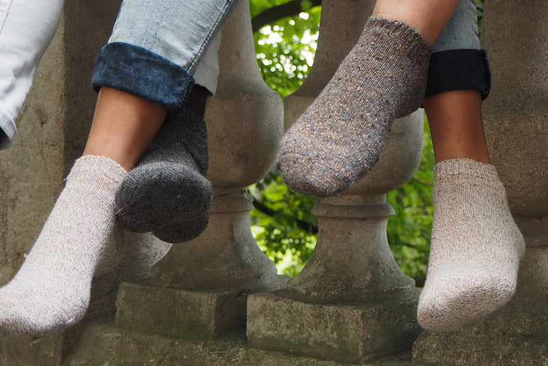 Chaussettes/socquettes invisibles SUMMER