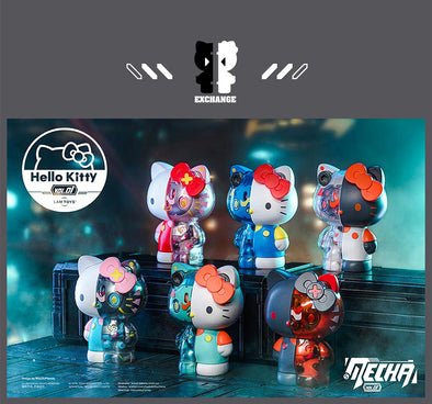 LAMTOYS x MECHA Hello Kitty Vol.01 Blind Box