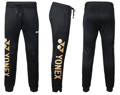 YONEX Knitted Pants 160018BCR CH Ver.