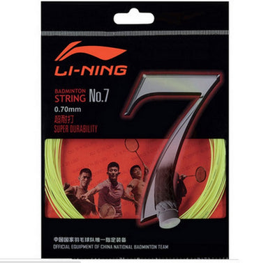 LI-NING NO.7 Badminton String
