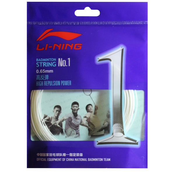 LI-NING NO.1 Badminton String