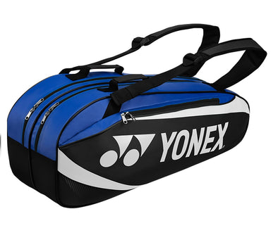 Yonex Active 6 Racket Bag BAG8926EX Black/Navy, Blue/White