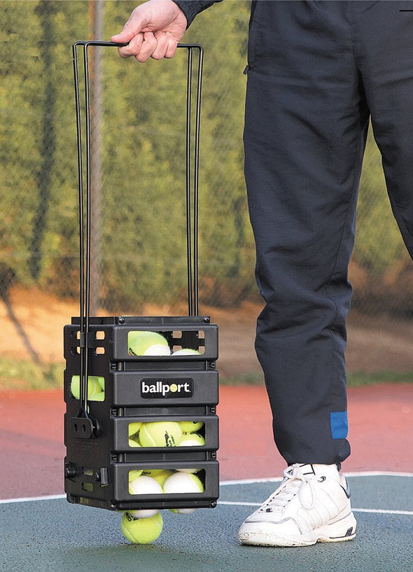 Tourna MINI Tennis Ballport