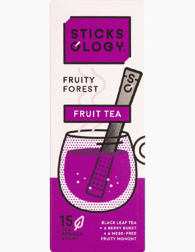 Sticksology Fruity Forest Fruit Tea