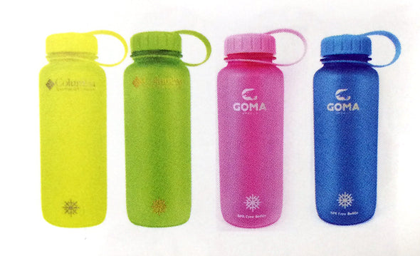 GOMA Water Bottle with Popsicle GWB650-ICE