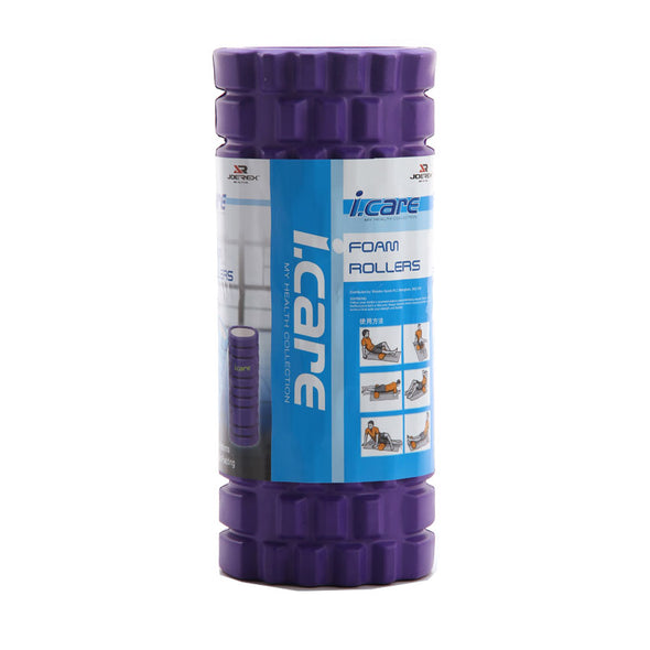 I.Care Jbx50510 Eva Foam Roller (Purple)