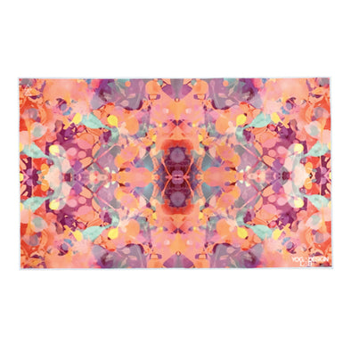 Yoga Design Lab Hand Towel Kaleidoscope