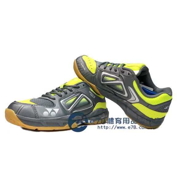 YONEX Court Ace Tough II Gray/Neon Lime