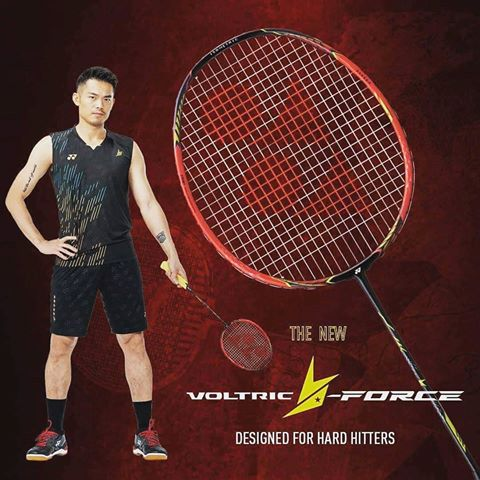 Voltric LD-Force Red