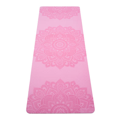 Yoga Design Lab Flow Mat 6mm – Mandala Rose