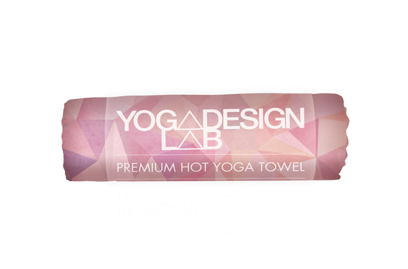 Yoga Design Lab Yoga Mat Towel Aamani