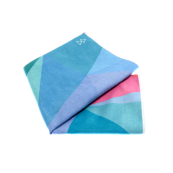 Yoga Design Lab Hand Towel Geo