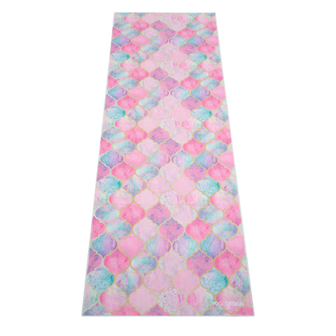 Yoga Design Lab Yoga Mat Towel Monaco