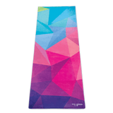 Yoga Design Lab Yoga Mat Towel Geo
