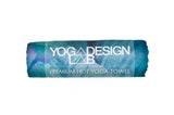 Yoga Design Lab Power Grip Mat Towel Tropika