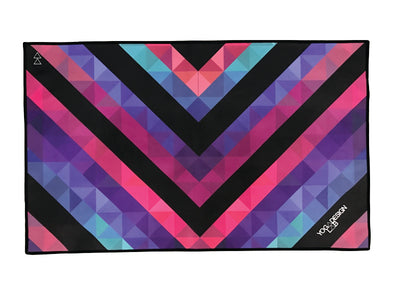 Yoga Design Lab Hand Towel Chevron Maya