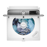 MAYTAG MVW6230RHW 4.7 cu. ft. Smart Capable Top Load Agitator Washer with Extra Power Button-5 Years Parts and 5 Years Labor Factory Guarantee-Free Delivery, Installation, New Fill Hoses and Removal of old washer