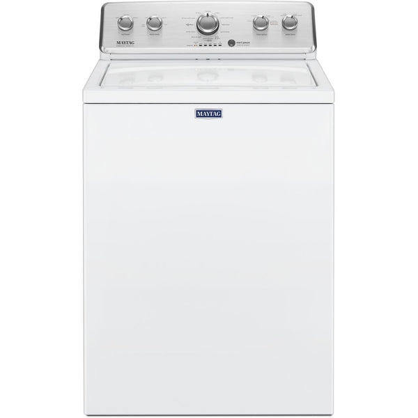 MAYTAG MVWC465HW 3.8 cu ft Top Load Agitator Washer-Free Delivery, Installation, New Fill Hoses and Removal of old washer