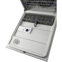 WHIRLPOOL WDF520PADM ENERGY STAR® certified Dishwasher with 1-Hour Wash cycle-Stainless steel front and slate gray plastic tank