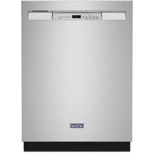 MAYTAG MDB4949SKZ Dishwasher with Stainless steel front and tank and Dual Power filtration