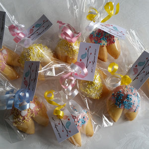 Wedding Chocolate Covered Fortune Cookies