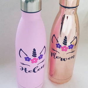 Unicorn Bottle Flask