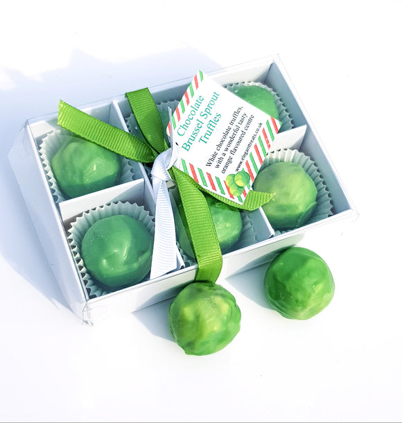 Brussel Sprouts Truffles
