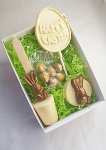 Golden Maltesers Bunny  Easter Treat Box
