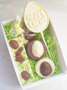 Bunny Bar Easter Treat Box