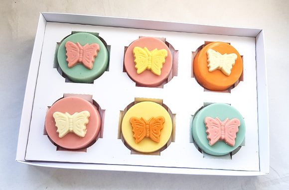 Spring Butterfly Oreo Box