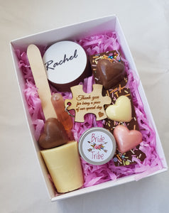 Bridesmaid Thank You Box