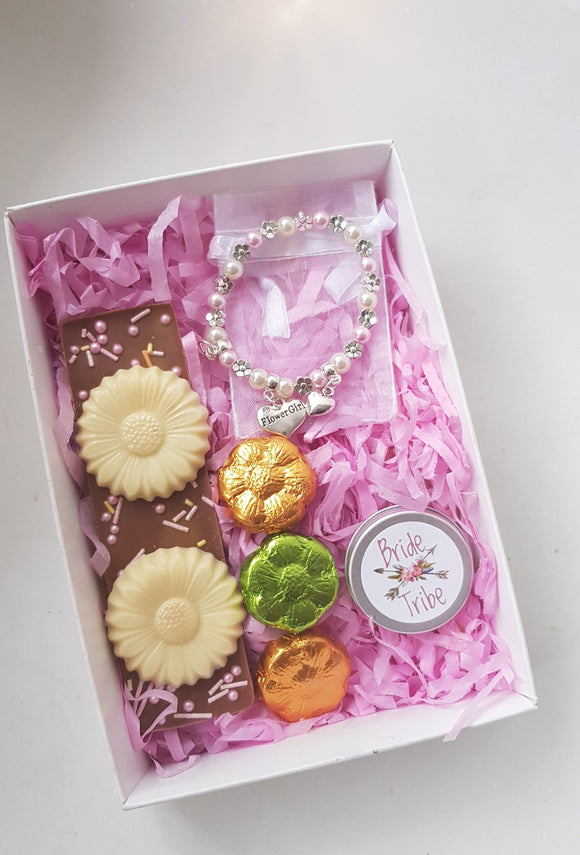Flower Girl Treat Box