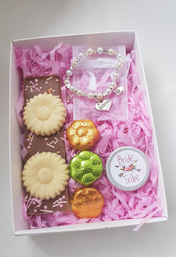 Jr. Bridesmaid Treat Box