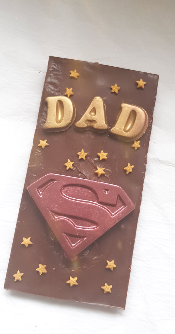 Super Dad Chocolate Bar