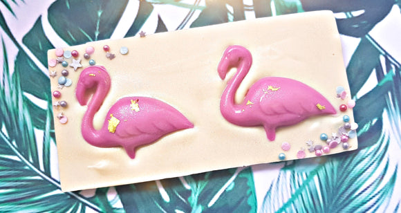 Flamingo Chocolate Bar