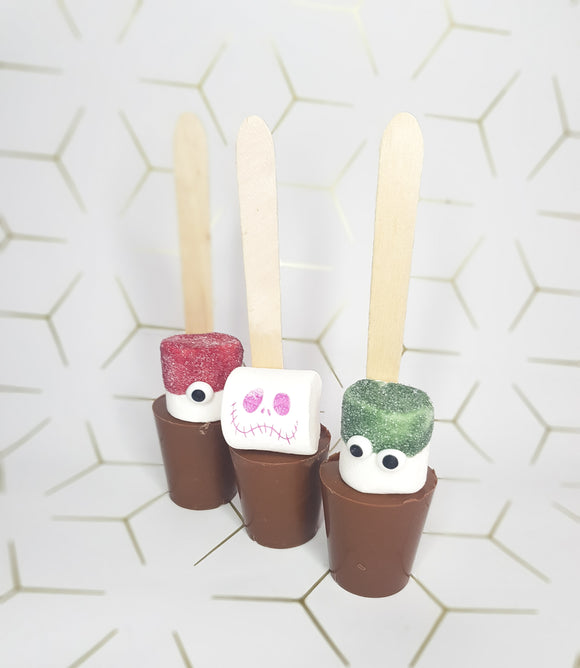 Fiver Friday Fright Night Hot Chocolate Spoons