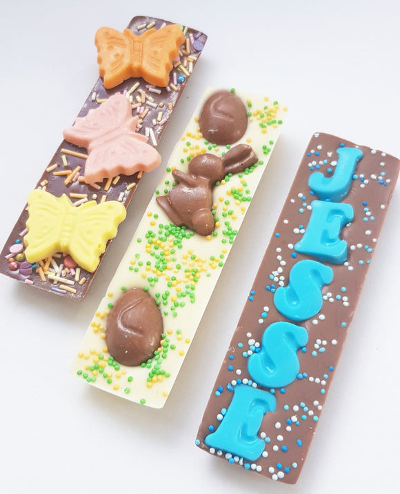 Butterfly Mini Chocolate Bar