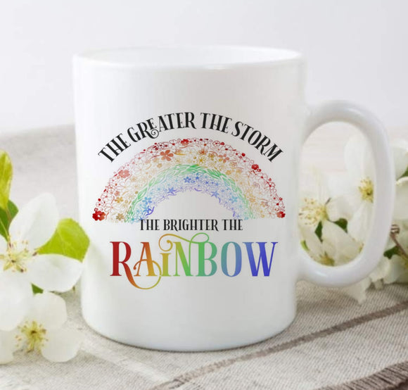 Rainbows Ceramic Mug