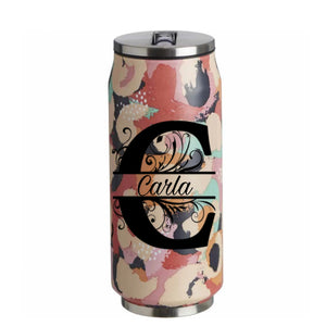 Monogram Insulated Can