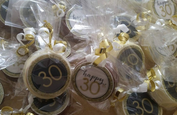 30th Chocolate Covered Oreos