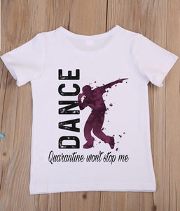 Quarantine Boy Dancer T-Shirt
