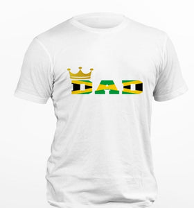 King Jamaican Flag T-Shirt
