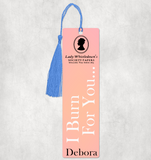Bridgerton Quote Bookmark