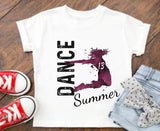 Girl Dancer T-Shirt